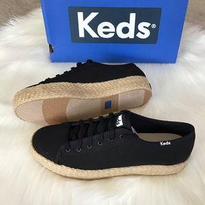 KEDS Canvas Platform Shoes